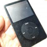 iPodの外装購入!純正品か?と思うような物が届きました。