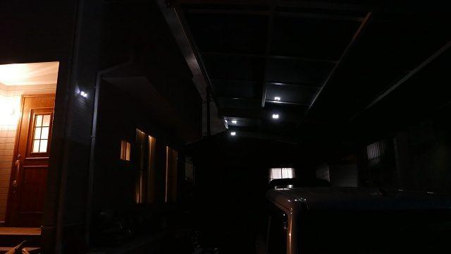 8LED、24LED共に正常に点灯しています