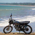 エスクァイアをトランポに!バイクの固定方法を考えてみる。